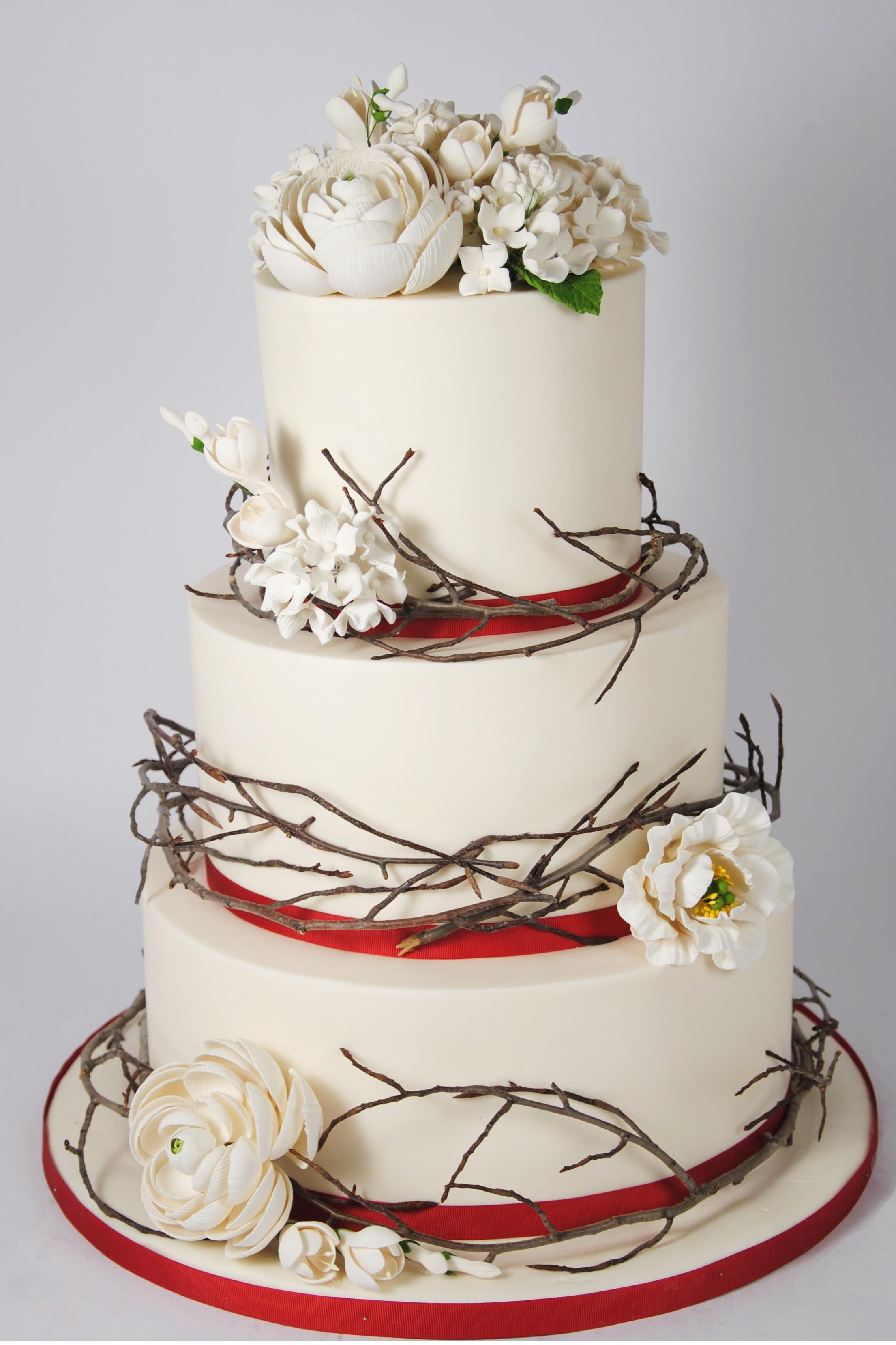 Custom Wedding Cakes – For the Love of Cake