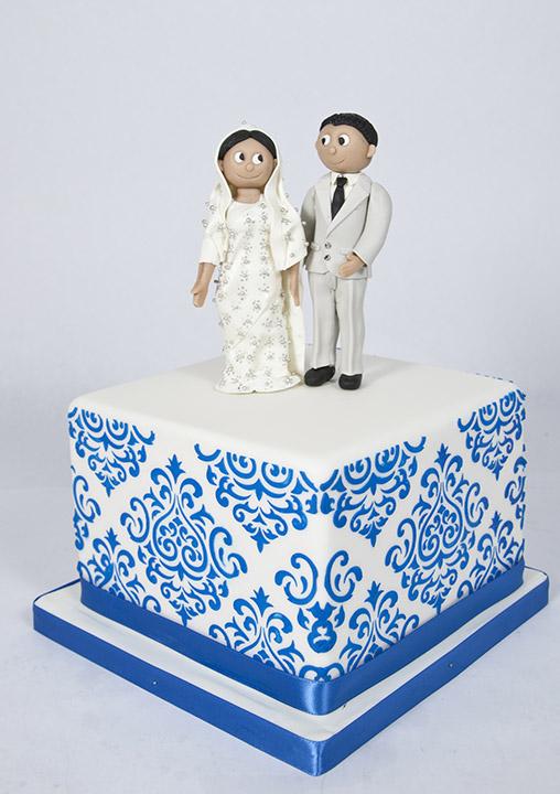 Custom Bride Amp Groom Toppers