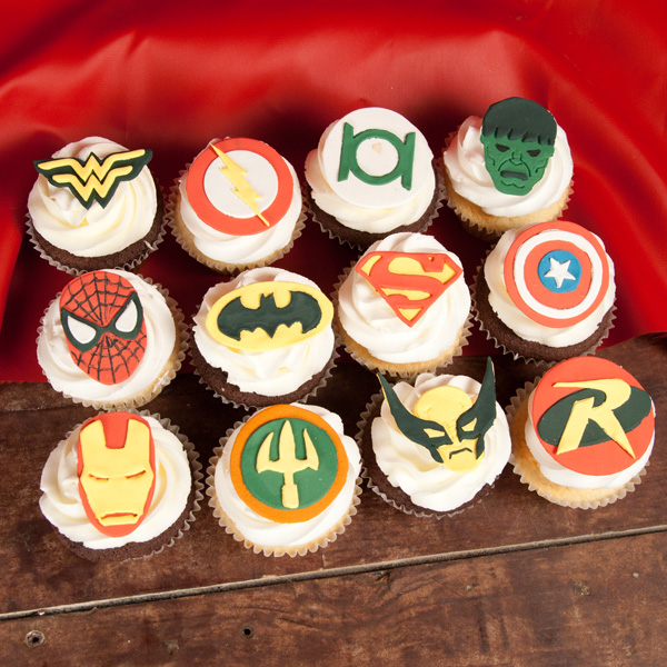 Superhero-For-The-Love-Of-Cake-Toronto-Custom-Wedding-Birthday-Cakes-Cupcakes-Bakery-Toronto-GTA-Delivery