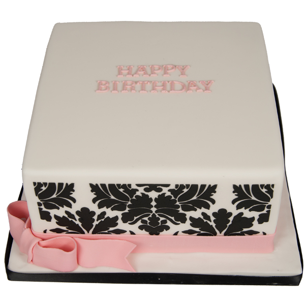 Damask-For-The-Love-Of-Cake-Toronto-Custom-Wedding-Birthday-Cakes-Cupcakes-Bakery-Toronto-GTA-Delivery