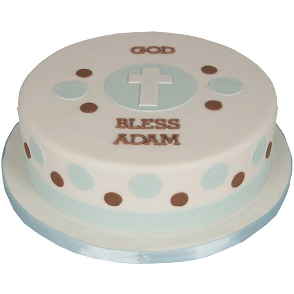 God Bless Boy For The Love Of Cake