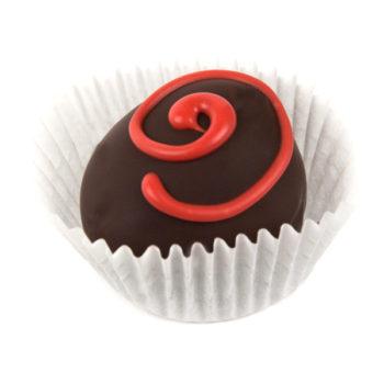 Chocolate Raspberry Cakeball