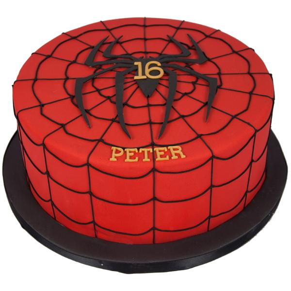 Spiderman-For-The-Love-Of-Cake-Toronto-Custom-Wedding-Birthday-Cakes-Cupcakes-Bakery-Toronto-GTA-Delivery