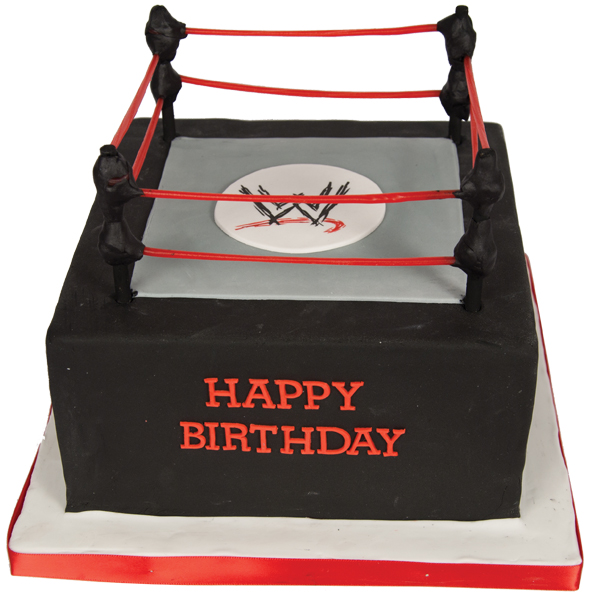 Wrestling-Ring-For-The-Love-Of-Cake-Toronto-Custom-Wedding-Birthday-Cakes-Cupcakes-Bakery-Toronto-GTA-Delivery