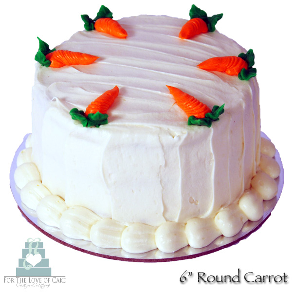 Carrot Cake Delivery Toronto
