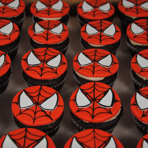 Spiderman-For-The-Love-Of-Cake-Toronto-Custom-Wedding-Birthday-Cakes-Cupcakes-Bakery-Toronto-GTA-Delivery
