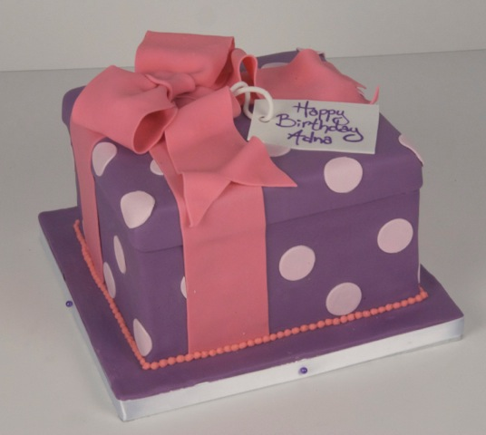 Purple gift box for the love of cake purple gift box negle Image collections