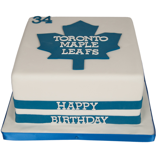 Toronto Maple Leafs For The Love Of Cake